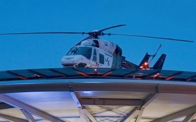 MPower UPS and FEC Heliports Equipment Work Together to Promote Helipad Safety