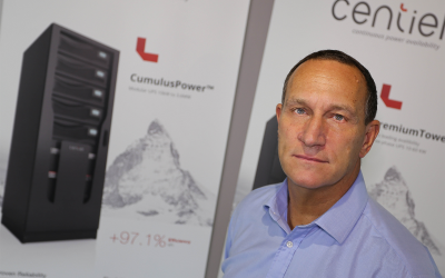 CENTIEL Grows Global Installed base of Leading UPS: CumulusPower