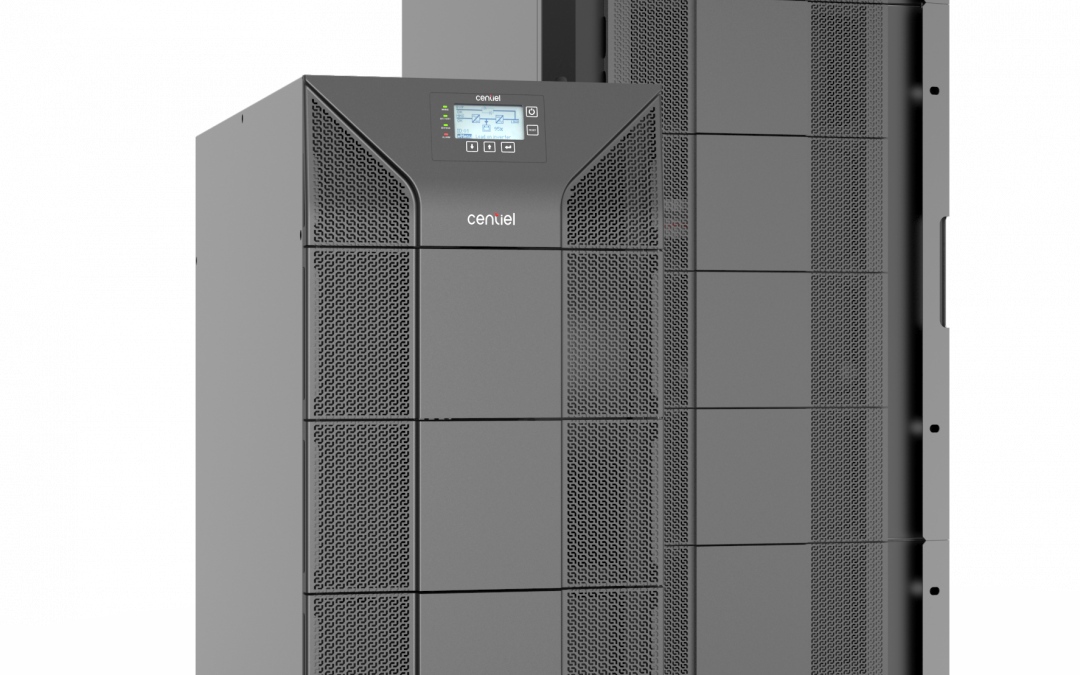 PremiumTower is a Swiss made three-phase, standalone online double-conversion Uninterruptible Power Supply offering 96.6% efficiency.