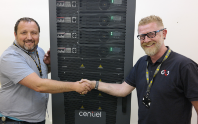 CENTIEL & G4S Secure Solutions Provide UPS Implementation and Support for Sure Data Centres