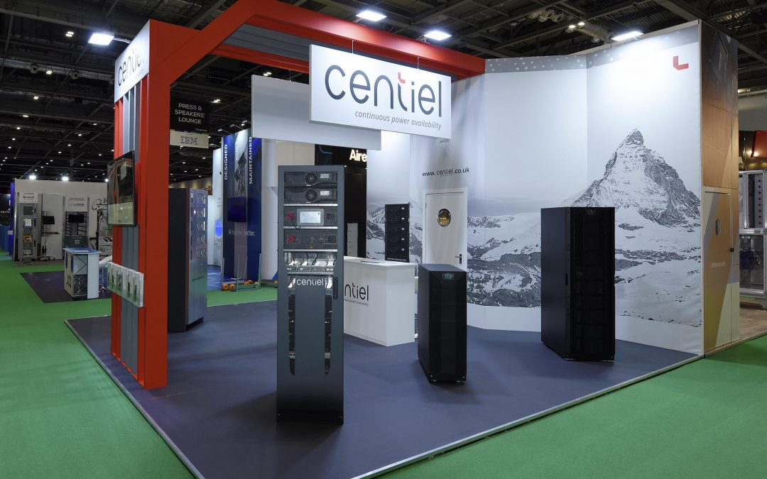 CENTIEL to show industry-leading agile UPS solutions at DCW 2020
