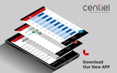 CENTIEL's UPS Now Enabled with Bluetooth