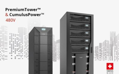 Centiel launches 480V UPS for the Latin American market