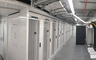 Designing a Tier III Ready Data Centre