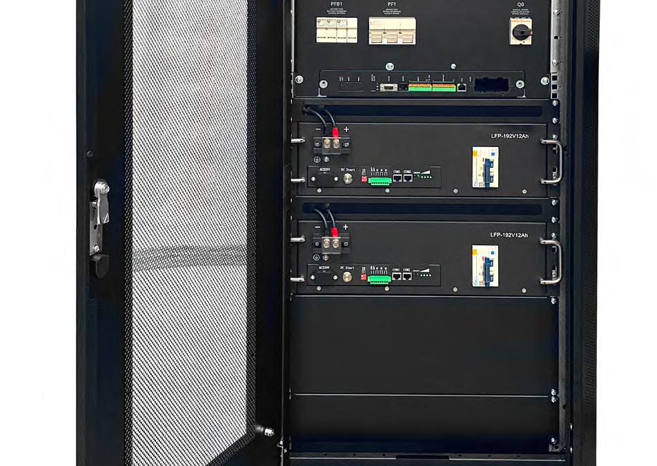 The Adoption of Li-ion for Data Centre Power Protection