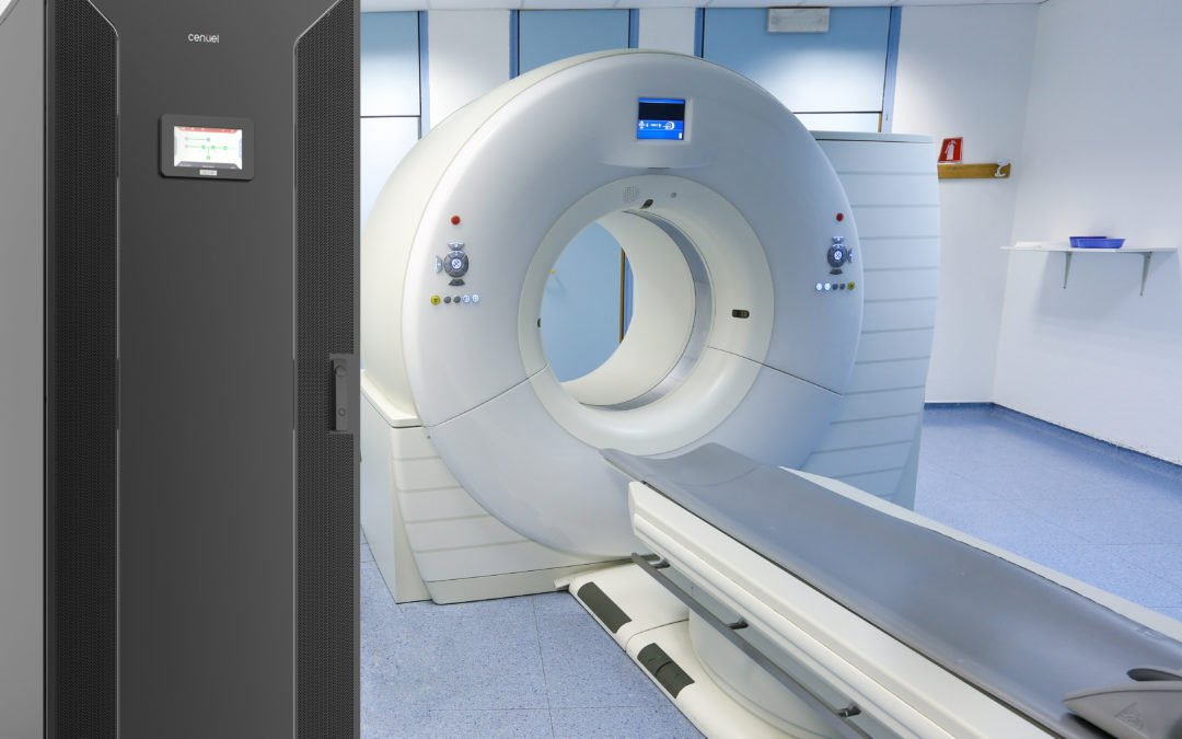 CENTIEL Launches UPS to Protect the Power for  Medical Imaging Equipment